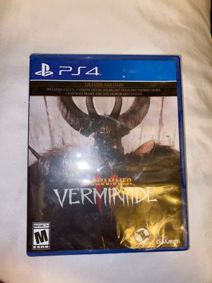 Warhammer Vermintide 2 deluxe edition (PS4) for Sale in Carson, CA