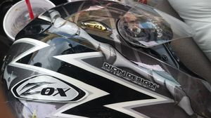 REDUCED.Zox motorcycle helmet for Sale in Sarasota, FL