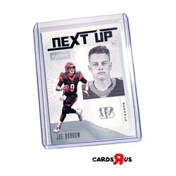 Joe Burrow Next Up Playbook Rookie for Sale in Hollywood,  FL