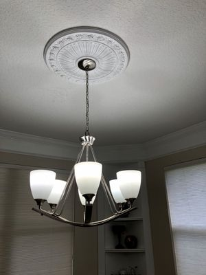 Modern/Contemporary Chandelier - Ceiling Light for Sale in Pompano Beach, FL