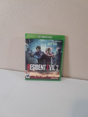 Resident evil 2 $25 firm price for Sale in Houston, TX