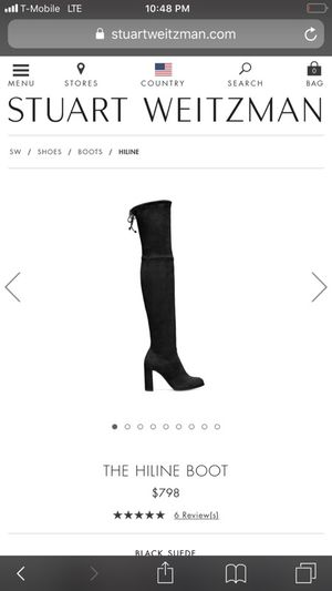 Brand new never worn Thigh High Boots for Sale in Atlanta, GA