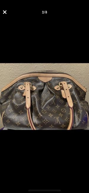 100 % AUTHENTIC LOUIS VUITTON MONOGRAM TÍVOLI BIG SIZE GM PURSE SHOULDER BAG HAND BAG TOTE PURSE $750 FIRM NO TRADES for Sale in Santa Ana, CA