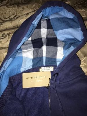 Burberry Hoody Large for Sale in MIDDLE CITY EAST, PA