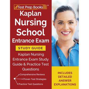 Kaplan Nursing School Entrance Exam Study Guíe for Sale in Miami Gardens, FL