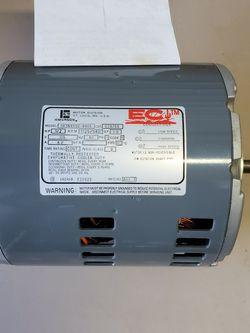 NEW, Old stock.Evaporative Cooler Motor. for Sale in Las Vegas,  NV