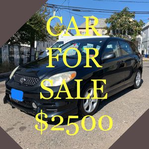 2004 Toyota Matrix for Sale in Clifton, NJ