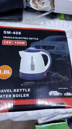 Travel kettle water boiler for Sale in Las Vegas, NV