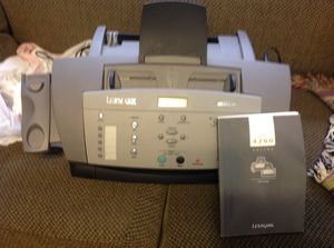 Printer/ fax machine/copier etc Lexmark for Sale in Superior Charter Township, MI