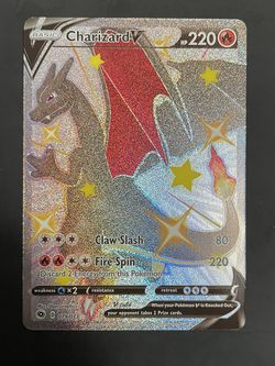 shiny charizard v champions path for Sale in Maywood,  CA