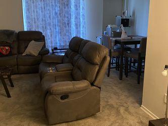 Grey Recliner Sofas for Sale in Philadelphia,  PA