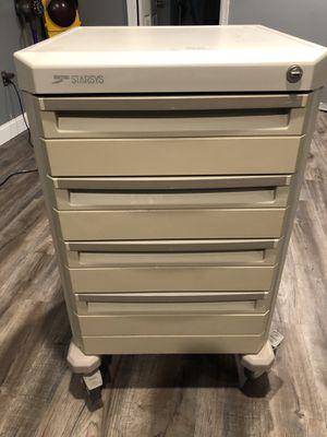 Bedside & nurse server cart for Sale in Chantilly, VA