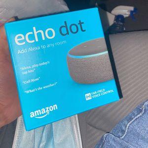 Alexa Echo Dot for Sale in Fresno, CA