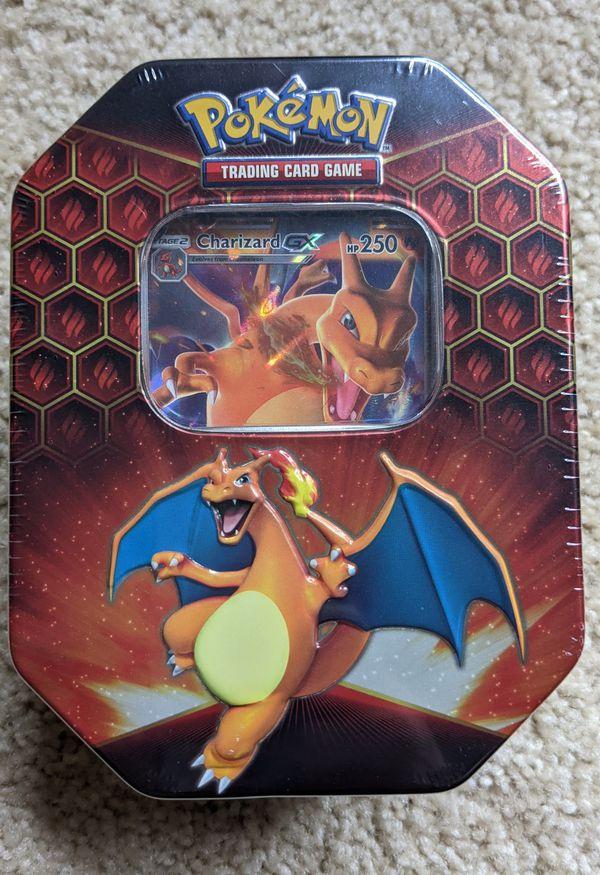 Pokemon TCG: Hidden Fates Tin, Multicolor