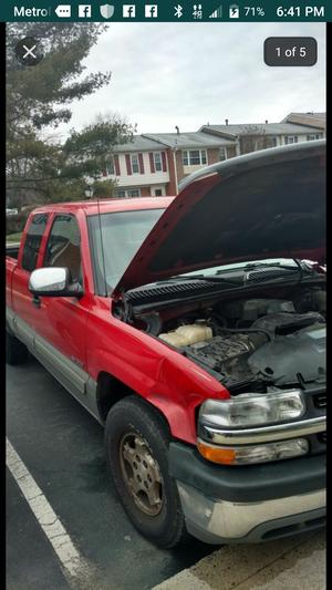 2000 Chevy Silverado for Sale in Washington, DC