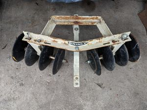 Brinly disc harrow plow for Sale in Riverwoods, IL