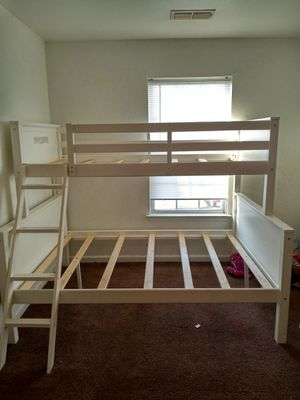 Twin over Full Bunk Bed for Sale in Batsto, NJ