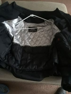 Motor jacket with inner protection pads rarely wearing for Sale in North County, MO