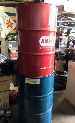 55 gallon drums for sale for Sale in West Palm Beach, FL