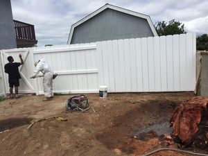 Ponemos. Serco's. we build fences. for Sale in San Diego, CA