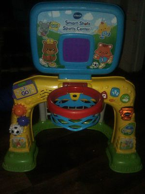 Kids Smart Shots Sports Center Musical Toy for Sale in Russellville, KY