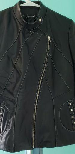 Premium Leather Jacket From Argentina - Medium for Sale in Palm Beach Gardens,  FL