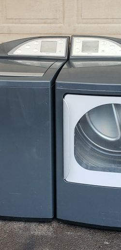 GE Washer And Dryer Set! Delivery! for Sale in Happy Valley,  OR