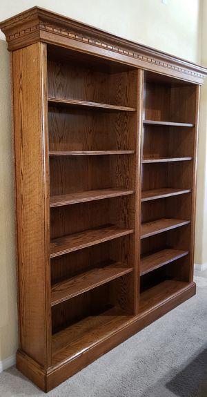 Wood Bookshelf for Sale in Palmdale, CA