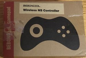 Beboncool Wireless Nintendo Switch and Switch Light Wireless With DualShock Motion Control for Sale in Canton, MI