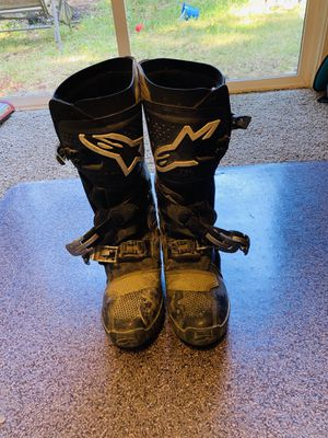 Motocross Boots for Sale in Issaquah, WA