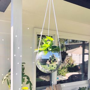 Disco Ball Hanging Plant Holder for Sale in Carlsbad, CA