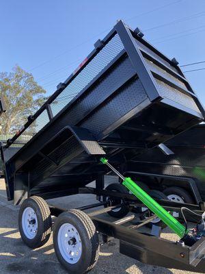 5x10x3 DUMP TRAILER for Sale in Downey, CA