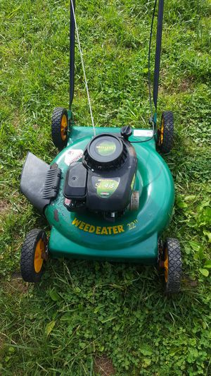 """weed eater lawn mower 22"""" for Sale in Owings Mills, MD"""
