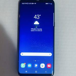 Samsung Galaxy S8 Plus for Sale in Moorestown, NJ