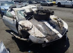 2018 CHEVY CAMARO FOR PARTS for Sale in Los Angeles, CA