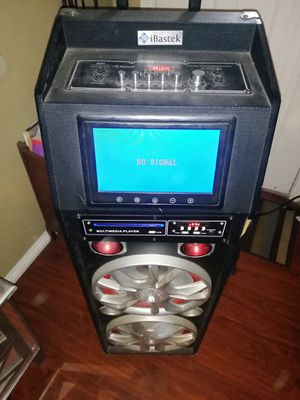 bluetooth speaker and cd/dvd player for Sale in Colton, CA