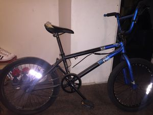 Black and blue Bmx Bike for Sale in Philadelphia, PA