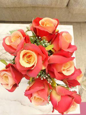 Artificial Flowers Rose Bouquet for Sale in Union City, NJ