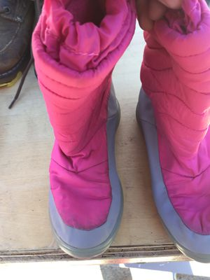Girl snow-boots for Sale in Sparks, NV