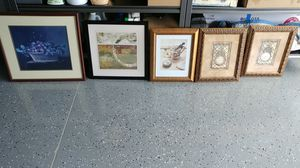 5 Framed Pictures for Sale in Riverview, FL