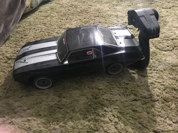 Vaterra ss camaro brushless rc