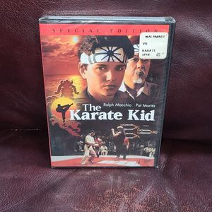 The Karate Kid DVD for Sale in Columbia Station, OH