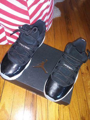 Air Jordan retro 11 low top for Sale in New York, NY