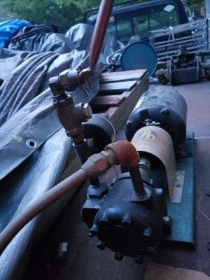 Hydraulic pump system for heating fuel! for Sale in Boston, MA