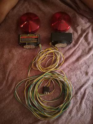 12v magnetic trailer lights for Sale in Aransas Pass, TX