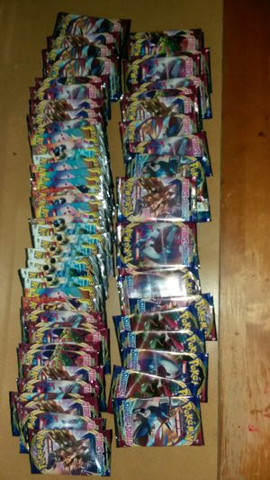 Pokemon booster packs 2$ for Sale in Mesa, AZ