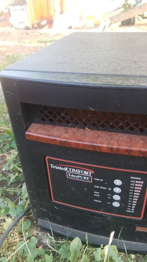 Edenpure heater infared for Sale in Prineville, OR