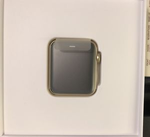 New 42mm Gold Apple Watch Series 2 for Sale in Ashburn, VA