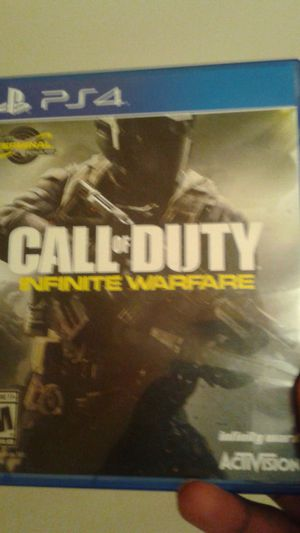 Call of duty infinite warfare. will trade for Sale in Palm Beach, FL