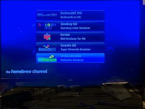 Homebrew hacked wii for Sale in Aurora, IL